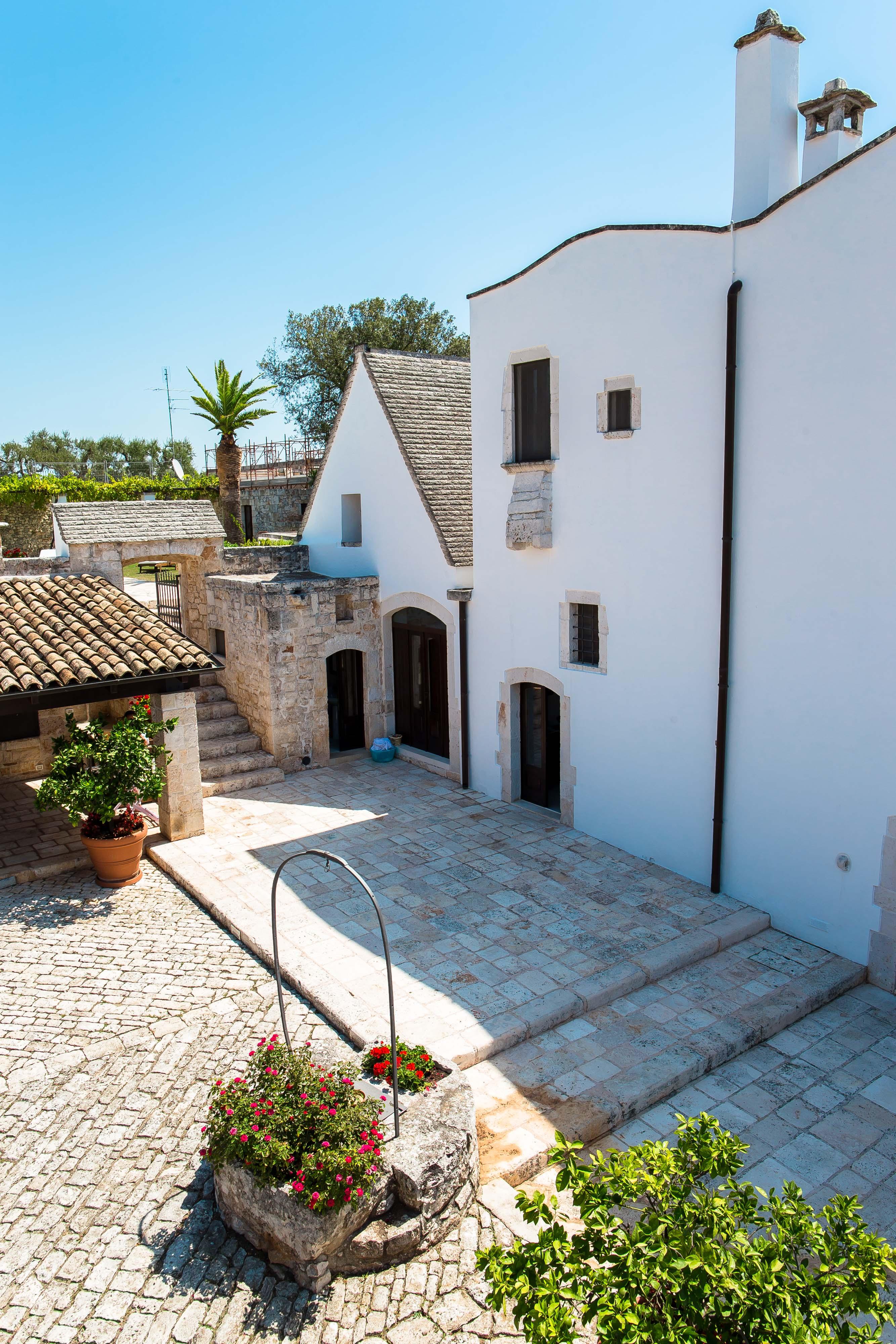 Masseria Li Monaci – Apulia Villas